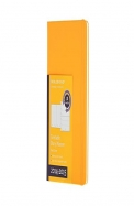 Moleskine 2014-2015 Turntable Weekly Planner, 18m, Large, Orange Yellow, Hard Cover (5 X 8.25)