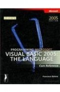 Programming Ms Visual Basic 2005 The Language