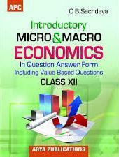 Introductory Micro & Macro Economics Class 12      Cbse