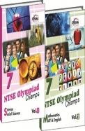 Social Science Ntse Olympiad Champs Class 7 Set Of 2 Vols