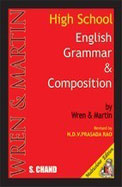 High School English Grammar & Composition Multicolour Edition