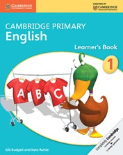 Cambridge Primary English Learners Book Stage 1