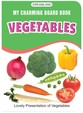 My Charming Board Book : Vegetables