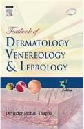 Textbook Of Dermatology Venereology & Leprology
