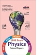 Physics Class 12 Solved Papers : Cbse