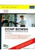 Ccnp Bcmsn Official Exam Certification Guide W/Cd