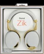 Parrot ZIK by Starck, Yellow Gold Z3