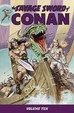 The Savage Sword of Conan Volume 10