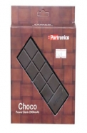 Portronics Choco Power Bank 2900 MAH (Black)